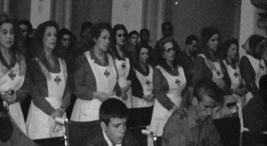 Soldados em peregrinação a Fátima