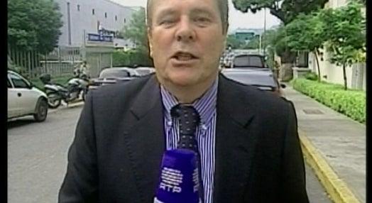 José Sócrates na Venezuela