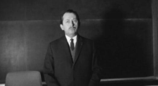 Conferência de Claude Henri Freches em Lisboa