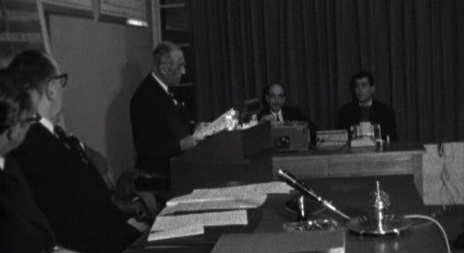 Sessão inaugural de seminários da Fundação Calouste Gulbenkian