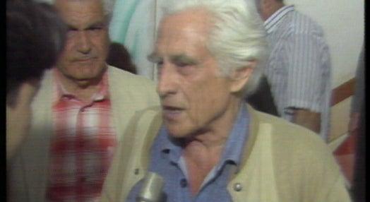 Álvaro Cunhal sobre a demissão de José Saramago