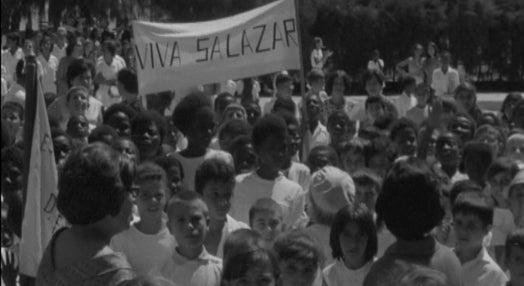 Comemorações de Oliveira Salazar no Governo, em Benguela