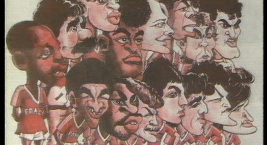 Morreu Francisco Zambujal, caricaturista de desporto
