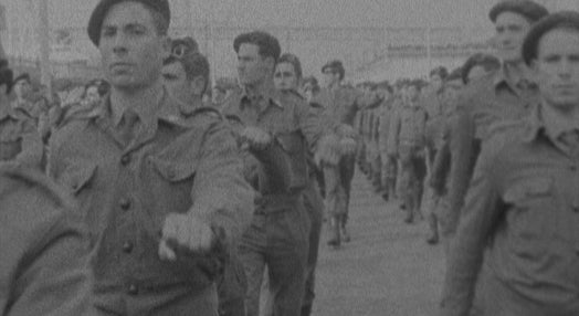 Partida de tropas para o Ultramar em Lisboa