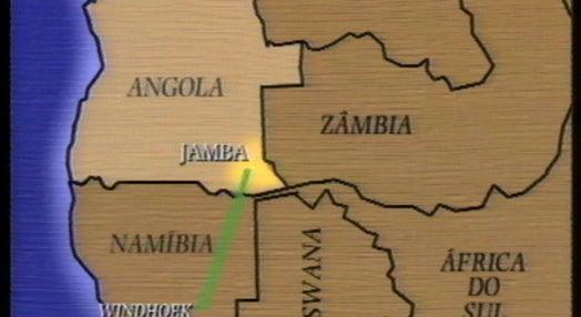 Acidente aéreo em Angola com deputados portugueses