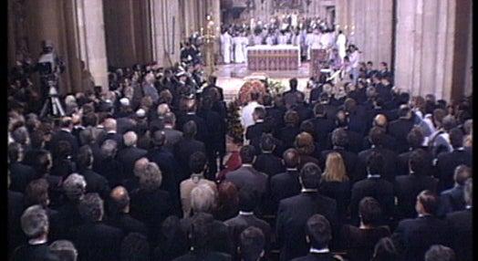 Funeral de D. António Ribeiro