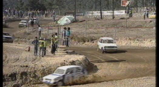 Rali: Autocross de Lousada