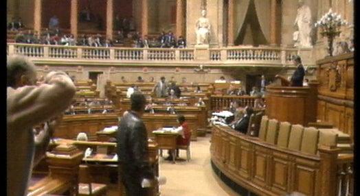 Sessão da Assembleia da República