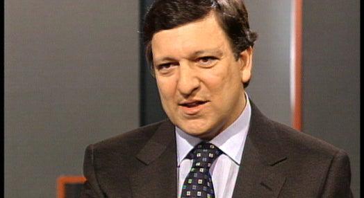 José Manuel Durão Barroso – II Parte