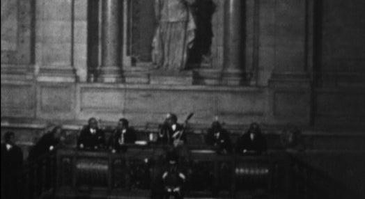 Sessão Solene de Encerramento da Assembleia Constituinte