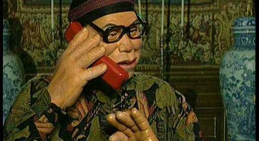 Jorge Compaio ao Telefone com Vil Clinton