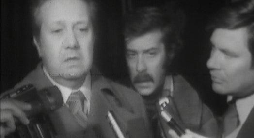 Declarações de Mário Soares após encontro Presidente da República