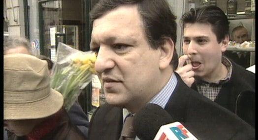 Crítica de Durão Barroso