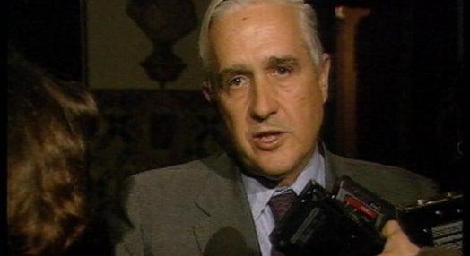 Declarações de Álvaro Barreto sobre a sua demissão