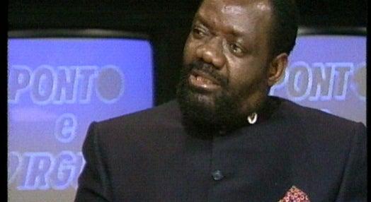 Entrevista a Jonas Savimbi, Presidente da UNITA