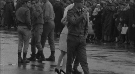 Chegada de tropas a Lisboa