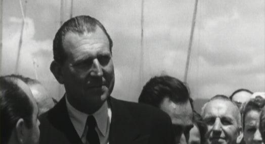 Conde de Barcelona chega a Cascais