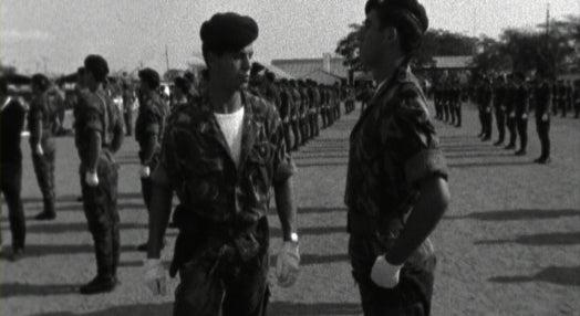 Curso de comandos em Luanda