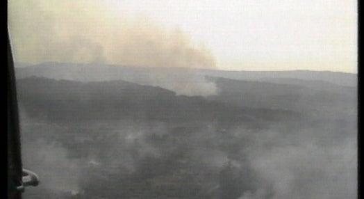 Dossier incêndios florestais