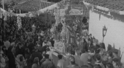 Procissão de Nossa Senhora de Antime em Fafe