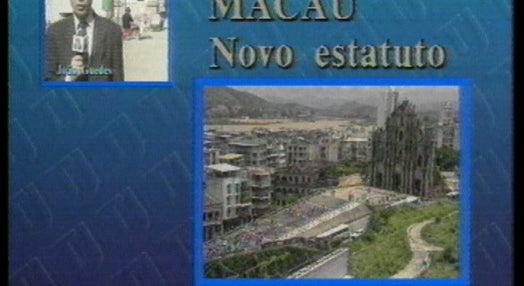 Estatuto Orgânico de Macau