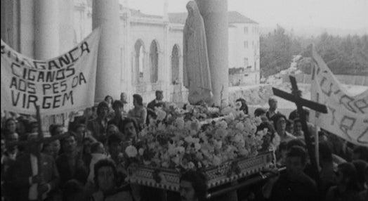 Peregrinação de ciganos ao Santuário de Fátima
