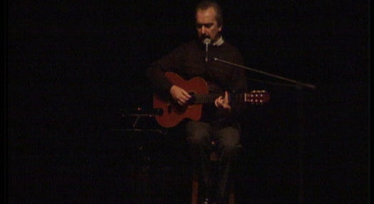 José Mário Branco no CCB