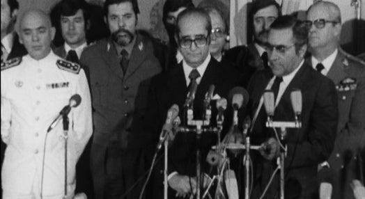 Cerimónia de Tomada de Posse do VI Governo Provisório – II Parte