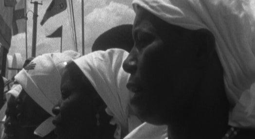 Baltazar Rebelo de Sousa visita a Ilha de Moçambique