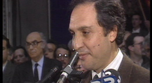 Presidenciais 91: campanha de Carlos Carvalhas