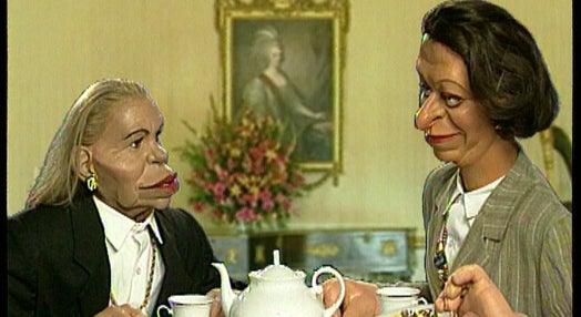 O Chá das Primeiras Damas