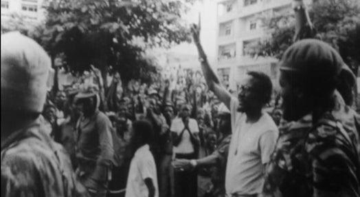 Jonas Savimbi no Lobito