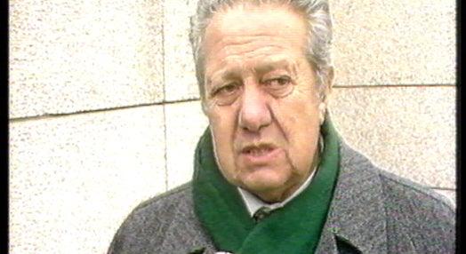 Declarações de Mário Soares sobre Zeca Afonso